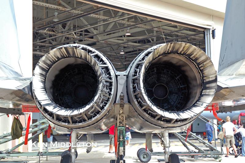 Boeing F15 Strike Eagle